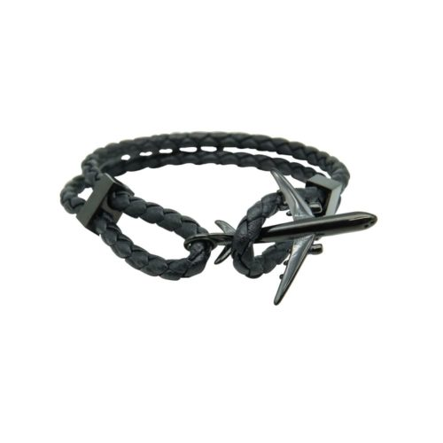 #GO-AROUND ARMBAND SCHWARZ